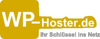 WP Hoster Logo